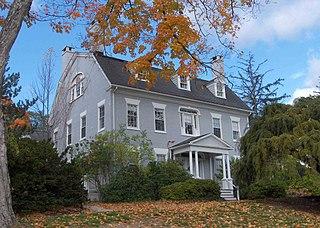 Amos Eno House United States historic place