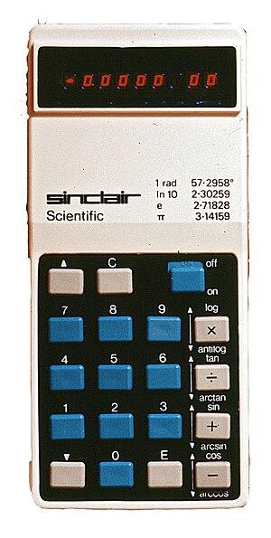 Sinclair Scientific - Image: Sinclair Scientific