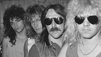 Sinner (band) - Sinner Dangerous Charm (1987)