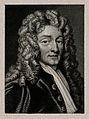 Sir Christopher Wren. Line engraving by C. Pye after Sir G. Wellcome V0006656ER.jpg