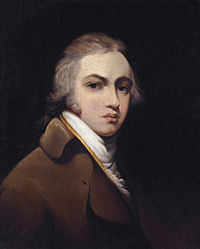 Sir Thomas Lawrence önarcképe