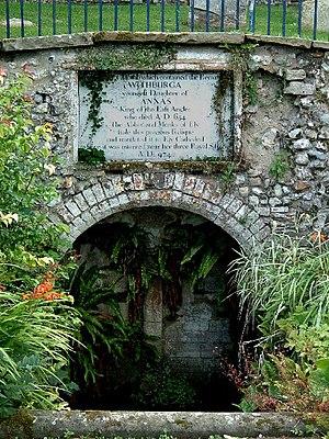 Wihtburh - The site of Withburga's tomb in East Dereham
