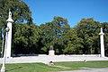 Sitting Lincoln Grant Park.JPG