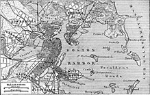 Port of Boston - Wikipedia Boston Port Road Map on boston city road map, new york road map, port of boston map,