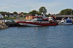Gad Rausing - Rescue Cruiser Gad Rausing