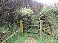 Slate stile near West Down - geograph.org.uk - 735139.jpg