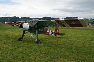 Fieseler Fi 156 - Slepcev Storch