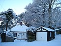 Snow behind The Working Mens Club in Alnmouth. - panoramio.jpg