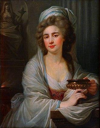 Zofia Potocka - Image: Sofia Wittowa
