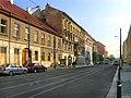 Sokolovská str, Prague Karlín.jpg