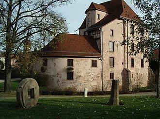 Château de Buchenek - Château de Buchenek