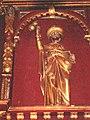 Souraïde (Pyr-Atl., Fr) St.Jacques, un des statues du retable.jpg