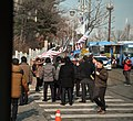 South Koreans at the entrance of the Seoul National Cemetary Feb. 02, 2017.jpg