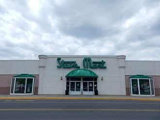 Stein Mart - Stein Mart store at the South Mall in Allentown, Pennsylvania