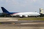 Southern Air B747-412(BDSF) (N743WA) taxiing at Yokota Air Base (3).jpg