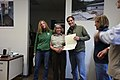 Special Award from Dan Ashe for Judy Romero (7124418799).jpg