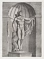 Speculum Romanae Magnificentiae- Apollo Belvedere MET DP870227.jpg