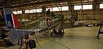 Spitfire Mk.XVI, The Battle of Britain Memorial Flight, RAF Coningsby. (30334776754).jpg