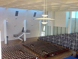 University of Split - Image: Split University Library interior