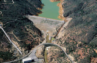 Spring Creek Dam