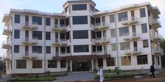 St. Augustine University of Tanzania - Administration Block