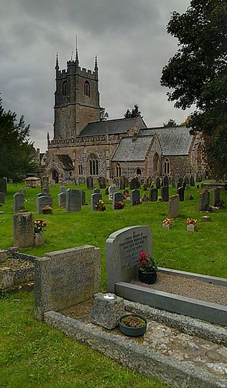 Avebury, Wiltshire - St. James' Anglican Church