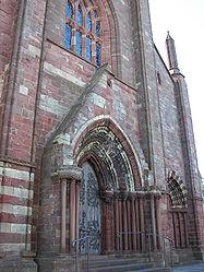 St. Magnus Cathedral entrance.jpg