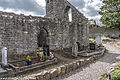 St. Marys Collegiate Church & Graveyard In Howth (Ireland).jpg