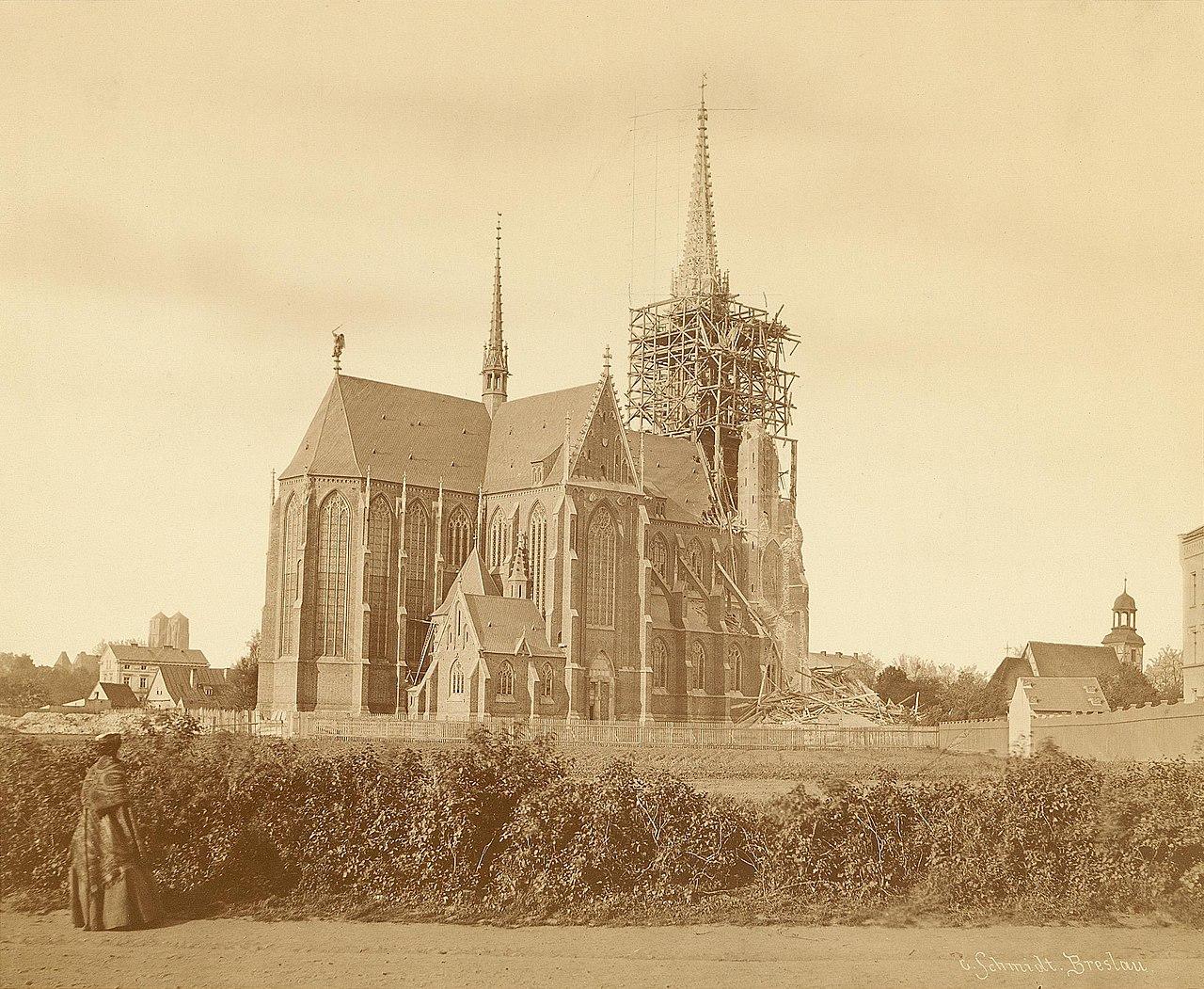 Historia kościoła Świętego Michała Archanioła