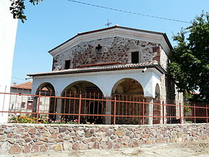 St. Nicholas of Myra church, Negovan, Sofia, Bulgaria (1).jpg