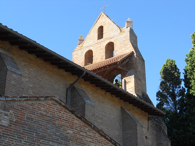 Church of Pompertuzat