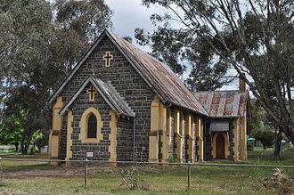Bookham, New South Wales - Image: St Columbas Bookham
