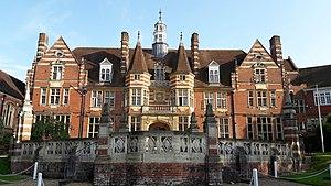 Beaumont College - St John's Beaumont School