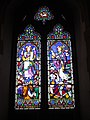 St Margaret's, Ditchling stained glass 3.jpg