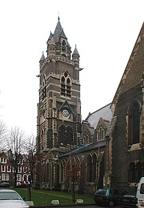 St Mark, Dalston, London E8 - geograph.org.uk - 1680059.jpg