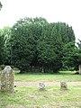 St Mary's church - churchyard - geograph.org.uk - 863828.jpg