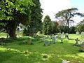 St Mary, Odstock- churchyard (b) (geograph 3596960).jpg