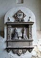 St Mary, St. Mary Cray, Kent - Wall monument - geograph.org.uk - 321900.jpg