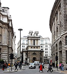 St Mary Woolnoth, Lombard Street, London EC3 - geograph.org.uk - 1202998.jpg