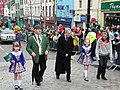St Patrick's Day, Omagh 2010 (11) - geograph.org.uk - 1757615.jpg