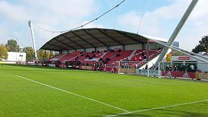 Sportpark De Toekomst - Image: Stadion De Toekomst Bob Haarmstribune