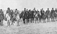 Staff of armenian volunteers 1914