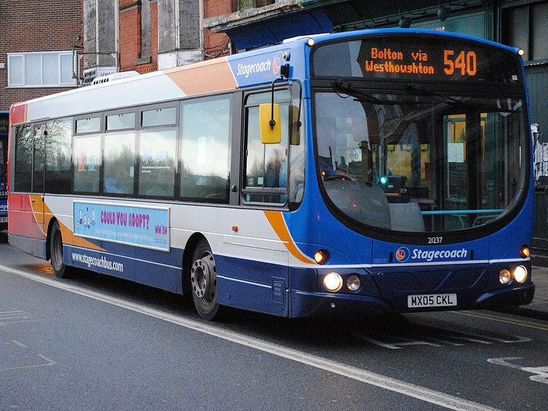 File:Stagecoach Wigan 21237 MX05CKL - Flickr - Alan Sansbury.jpg