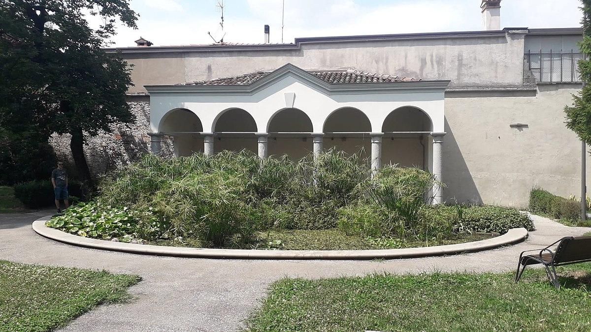 Giardino In Città Udine alessandro del torso - wikipedia