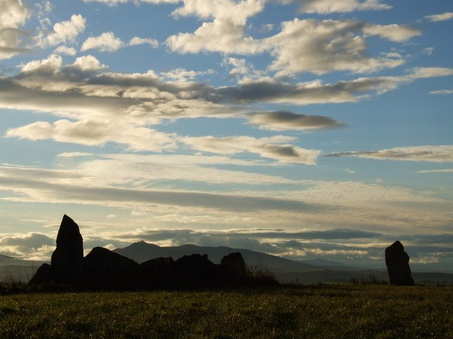 Standing Stones - geograph.org.uk - 356742