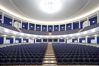 Stanislavski and Nemirovich-Danchenko Theatre - Image: Stanislavskymusicthe atre
