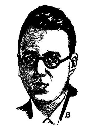Stanton A. Coblentz - Stanton A. Coblentz, as pictured in the June 1929 issue of Science Wonder Stories