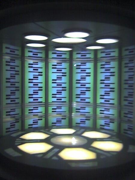 Star Trek Transporter Room Bath Mat Shower Curtain Set