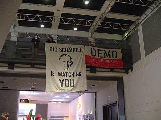 Stasi 2.0 auf der IFA 2007