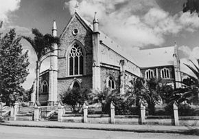 StateLibQld 1 171127 St. Patrick's Cathedral, Toowoomba, 1953.jpg